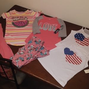 Bundle of Girls Clothes size 6/6x